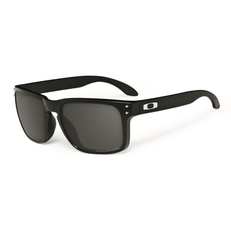 Oakley Holbrook 91-0202 ONESIZE POLISHED BLACK/GREY POLARIZED