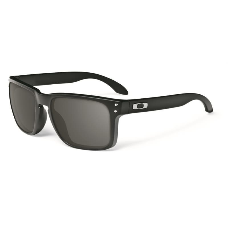 Oakley Holbrook 9102-01 1SIZE Matte Black/Warm Grey
