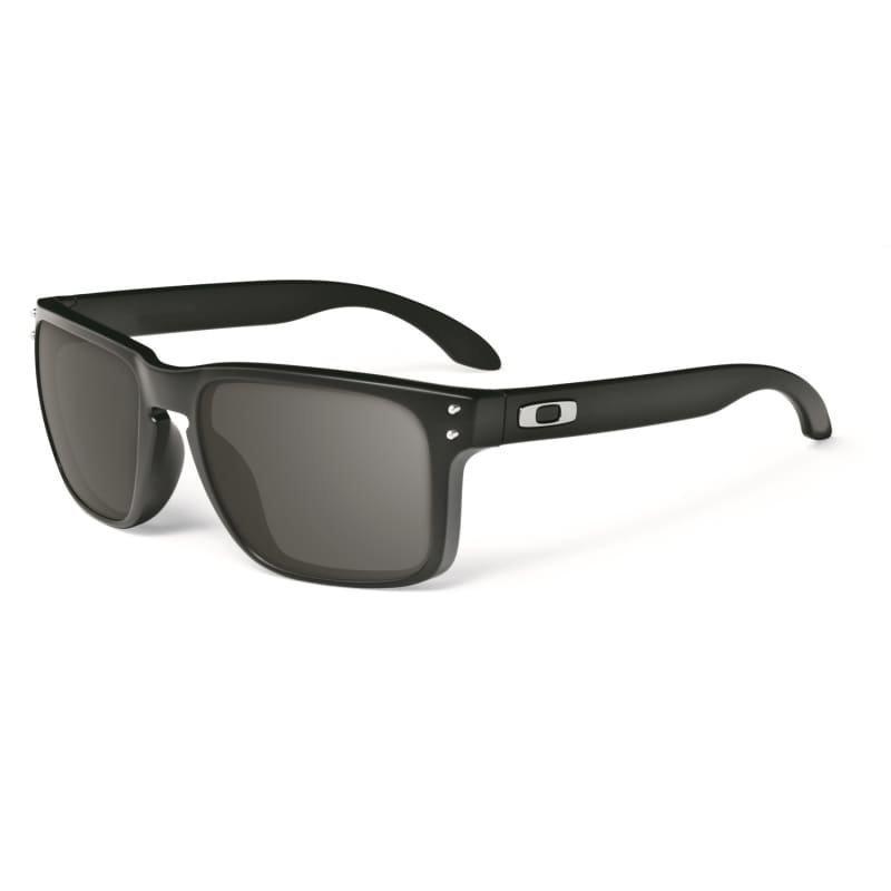 Oakley Holbrook 9102-01 1SIZE Matte Black/Warm Grey