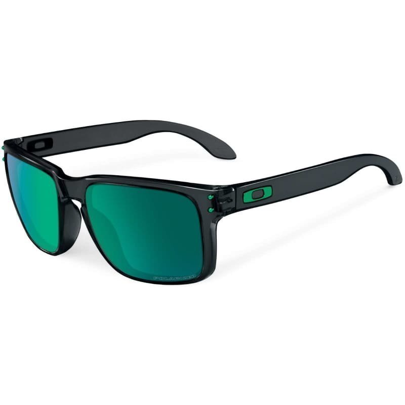 Oakley Holbrook 9102-69 1SIZE Black Ink/Jade Iridium Polariz
