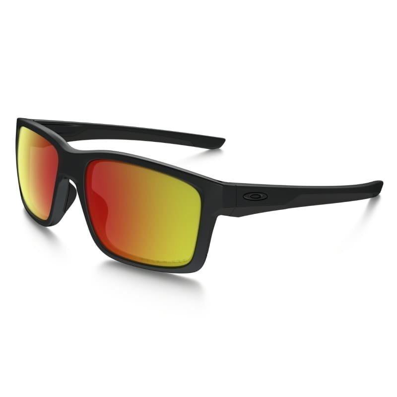 Oakley Mainlink 1SIZE Matte Black/Ruby Iridium Polar