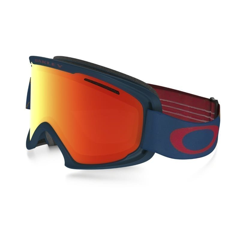 Oakley O2 XL Snow Goggle 1SIZE Neuron Burnished Red/Fire