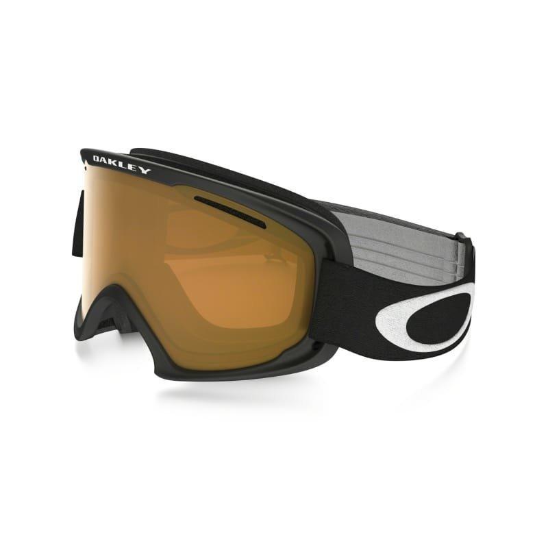 Oakley O2 XM Snow Goggle 1SIZE Matte Black/Persimmon