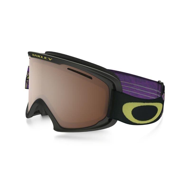 Oakley O2 XM Snow Goggle 1SIZE Neuron Citrus Purple/Black