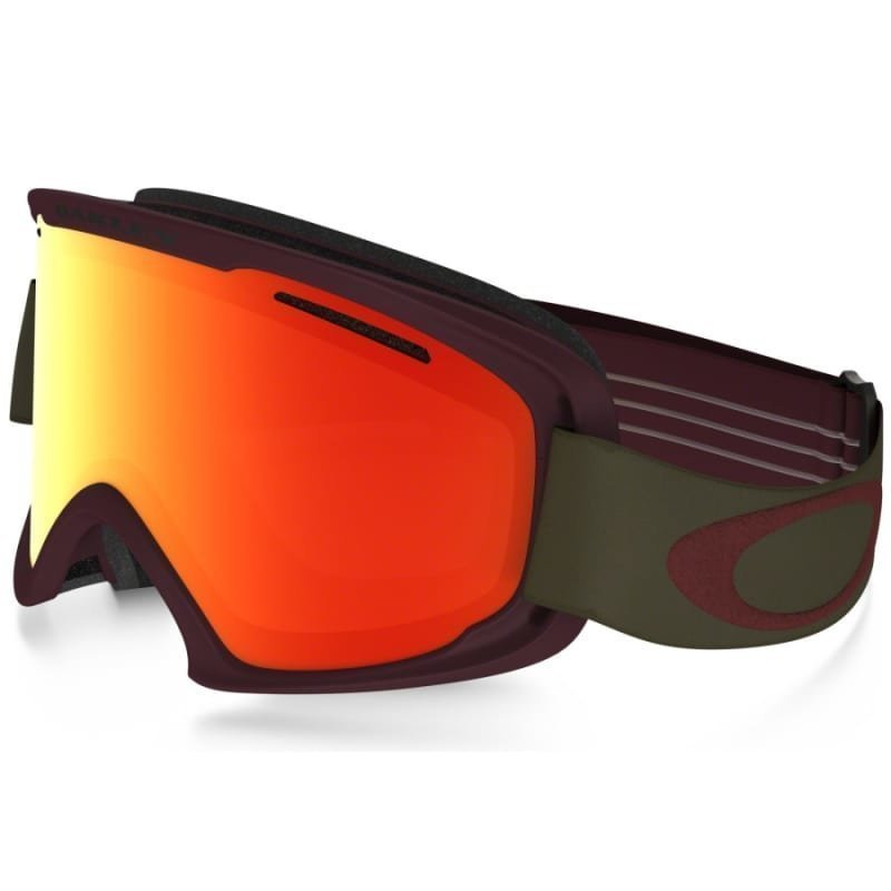 Oakley O2 XM Snow Goggle Fire Iridium