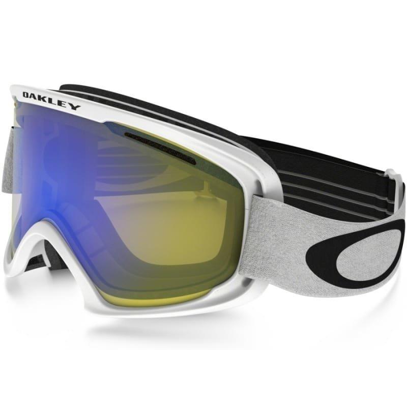 Oakley O2 XM Snow Goggle Matte White/Yellow
