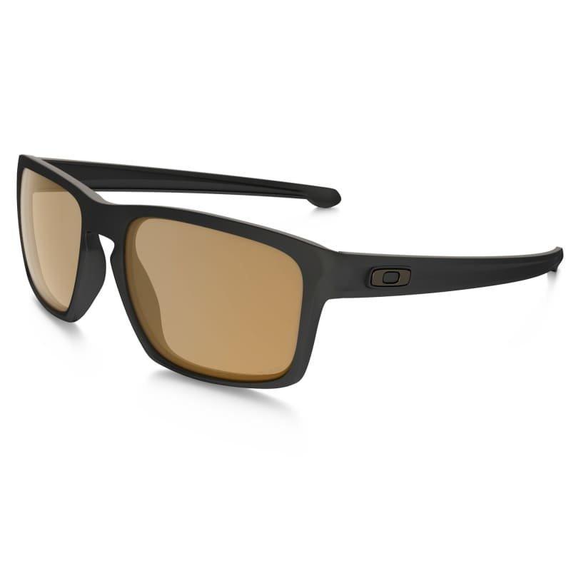 Oakley Sliver Bronze Polarized 1SIZE MATTE BLACK W/ BRONZE POLARIZE