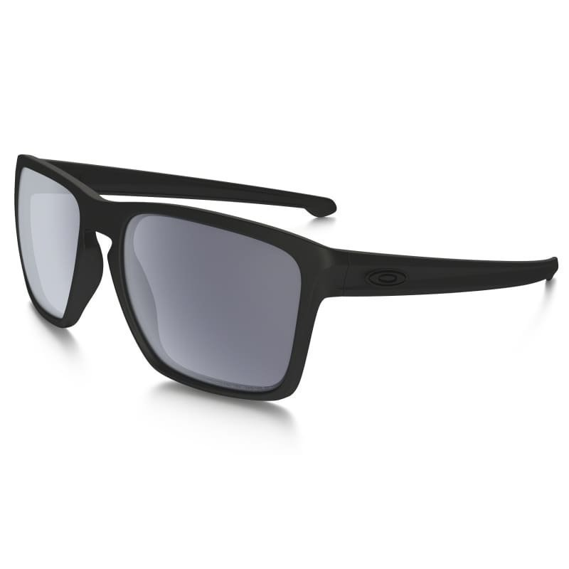 Oakley Sliver XL 1SIZE Matte Black/Grey Polarized