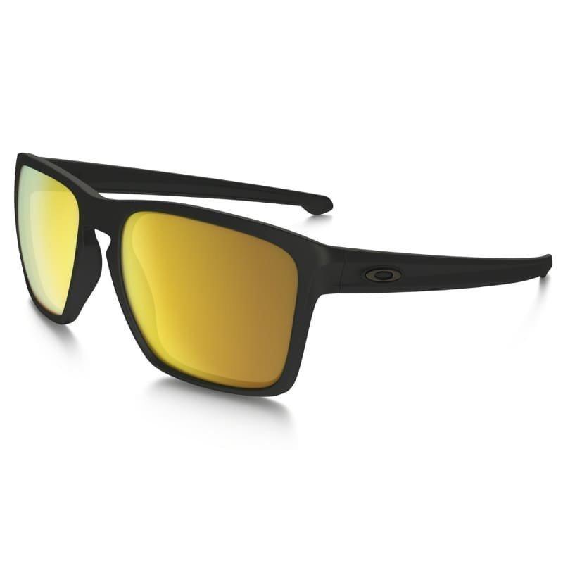 Oakley Sliver XL 1SIZE Matte black/24k iridium
