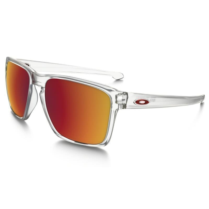Oakley Sliver XL 1SIZE Matte clear/Torch iridium