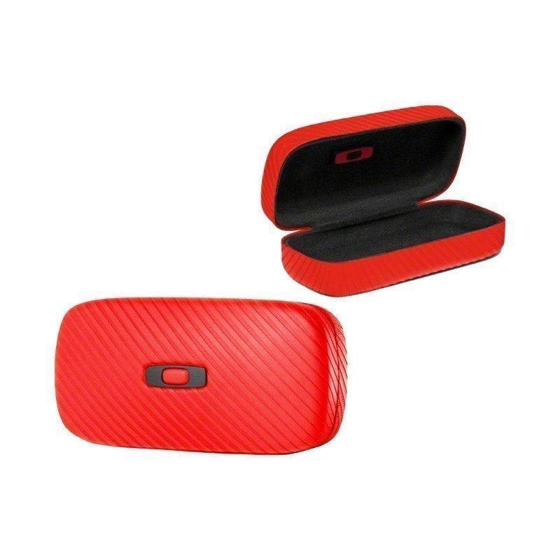 Oakley Square O Hard Case 1SIZE TOMATO RED