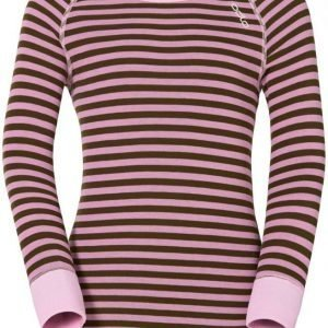 Odlo Kids Warm Shirt Pinkki/vihreä 152