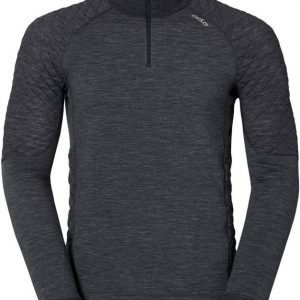 Odlo Revolution X-Warm Zip Men's Musta XL