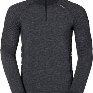 Odlo Revolution X-Warm Zip Men's Musta XL