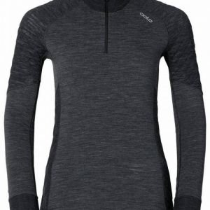 Odlo Revolution X-Warm Zip Women's Musta XL