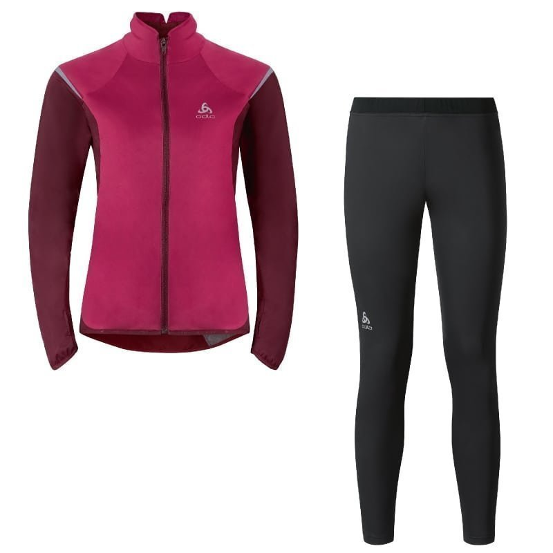 Odlo Women's Zeroweight Logic Set