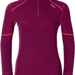 Odlo X-Warm Women's Zip Purple L