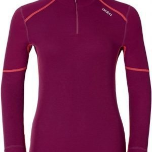 Odlo X-Warm Women's Zip Purple M