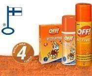 Off Active Aerosoli 65 ml