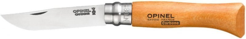 Opinel 8 Carbone