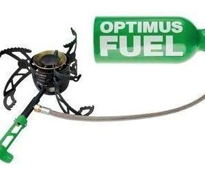 Optimus Multifuelstove Nova retkikeitin