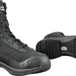 Original SWAT H.A.W.K. Waterproof Sidezip Musta USM 10