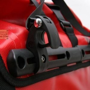 Ortlieb Bike Packer Classic Punamusta
