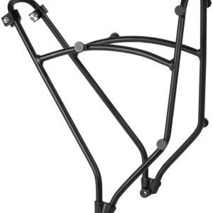 Ortlieb Bike Rack R1 Musta