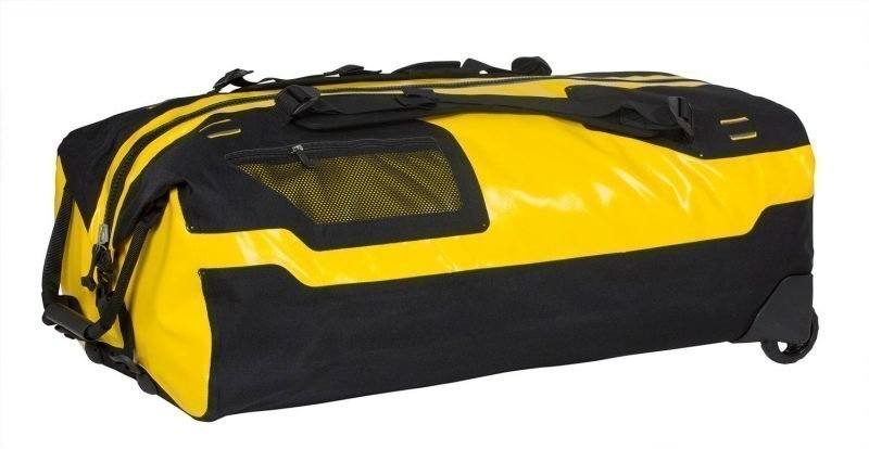 Ortlieb Duffle 110 RS Keltainen