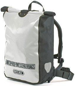 Ortlieb - Messenger Bag vedenpitävä reppu hopea