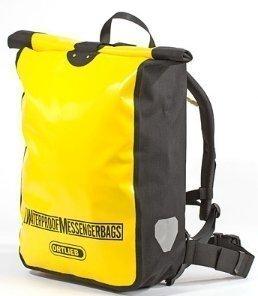 Ortlieb - Messenger Bag vedenpitävä reppu keltainen