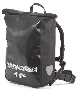 Ortlieb - Messenger Bag vedenpitävä reppu musta