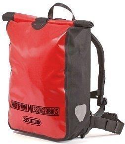 Ortlieb - Messenger Bag vedenpitävä reppu punainen