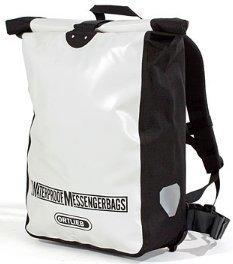 Ortlieb - Messenger Bag vedenpitävä reppu valkoinen