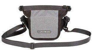 Ortlieb Protect harmaa / musta vedenpitävä kameralaukku