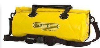 Ortlieb Rack-Pack M Keltainen