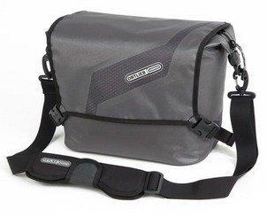 Ortlieb - Soft-Shot reppu harmaa vedenpitävä kameralaukku