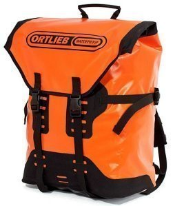 Ortlieb Transporter oranssi