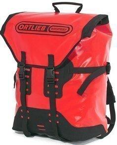 Ortlieb Transporter punainen