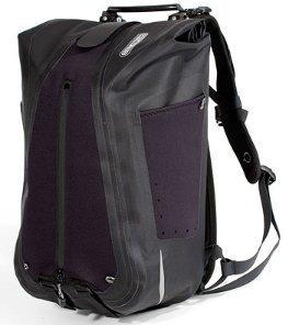 Ortlieb Vario reppu/takalaukku QL3 musta