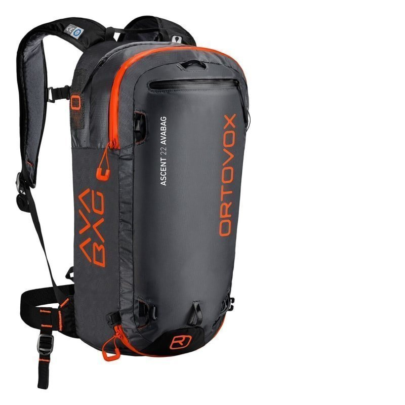 Ortovox Ascent 22 AVABAG 1SIZE Black Anthracite