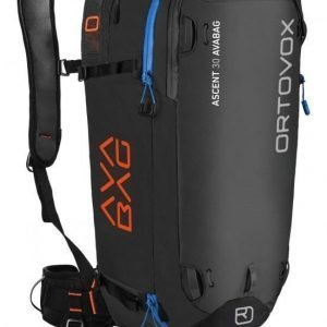 Ortovox Ascent 30 Avabag Musta