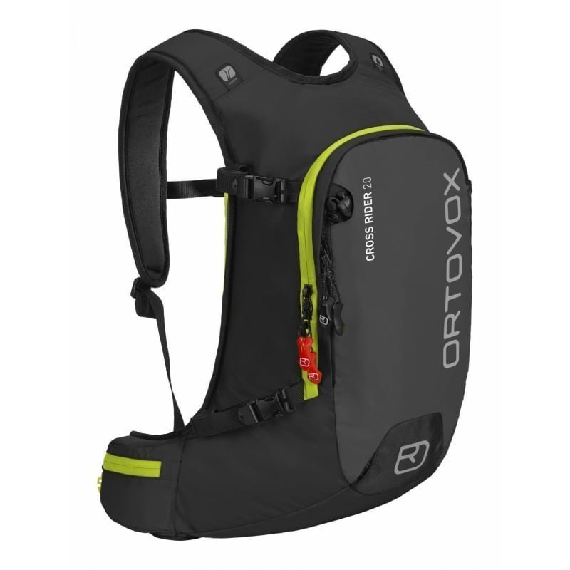 Ortovox Cross Rider 20 1SIZE Black Anthracite