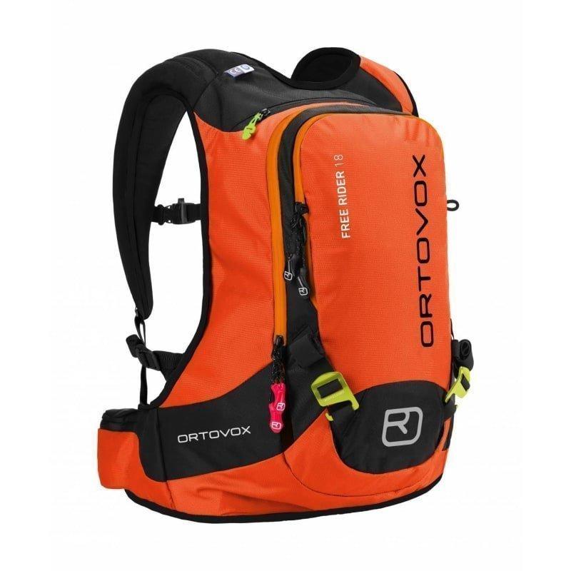 Ortovox Free Rider 18 1SIZE Crazy Orange