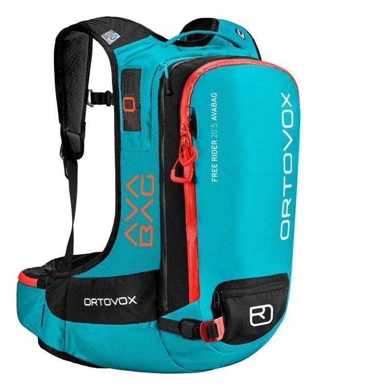 Ortovox Free Rider 20 S AVABAG 1SIZE Aqua