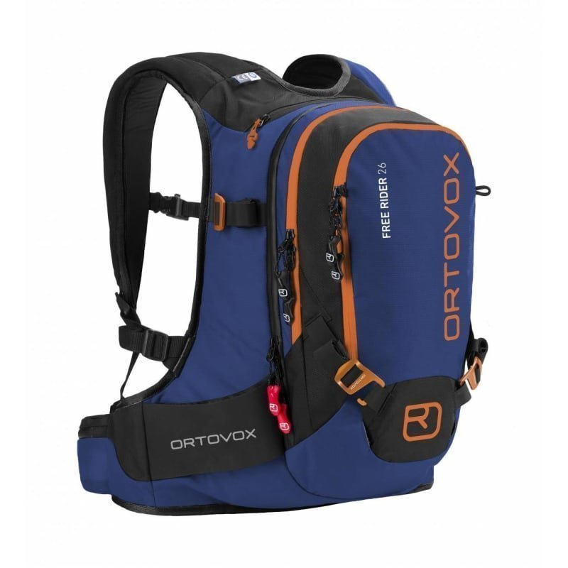 Ortovox Free Rider 26 1SIZE Strong Blue
