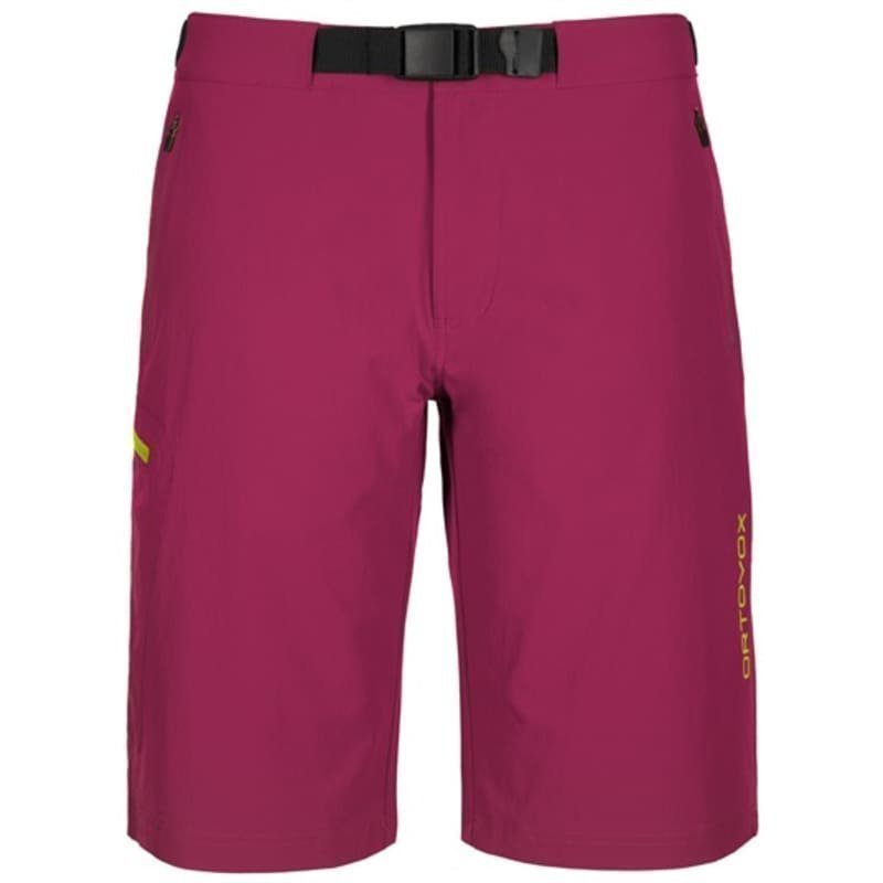Ortovox Gomera Short Pants W XS Dark Very Berry