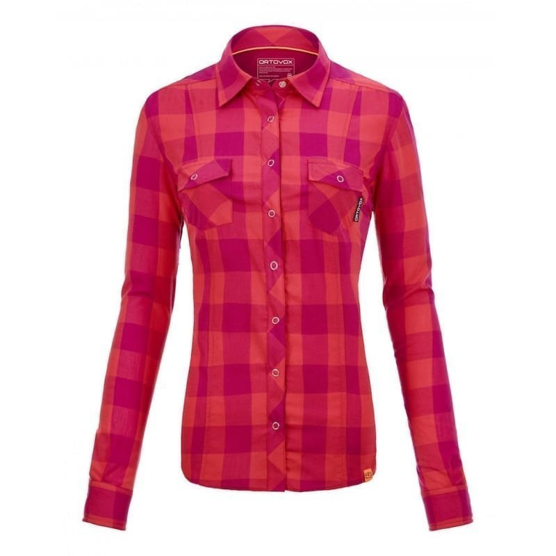Ortovox RNW Cool Shirt LS Stretch Back