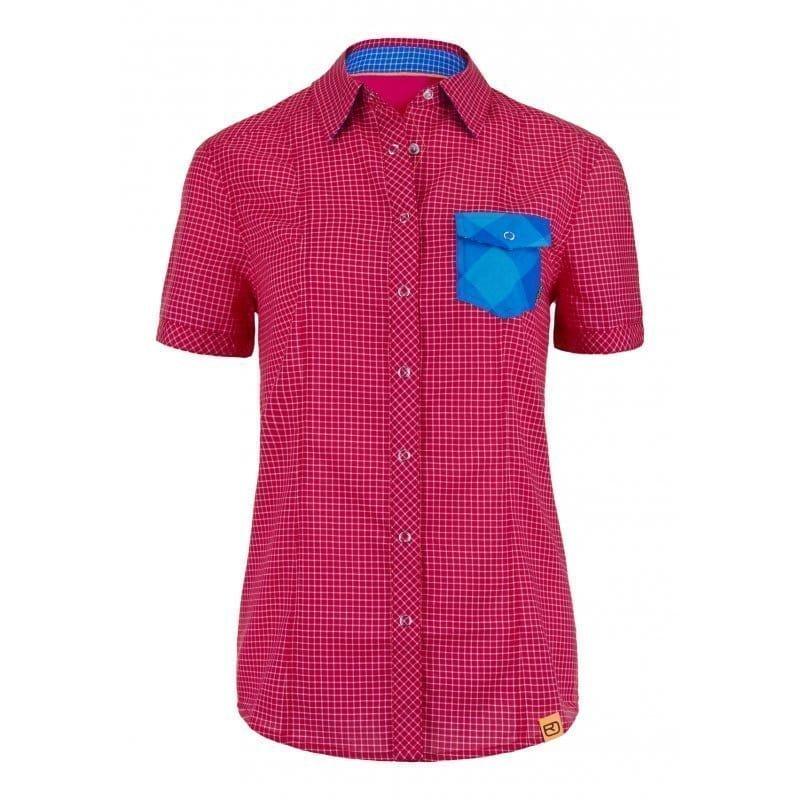 Ortovox Rock'n'Wool Cool Shirt Short S