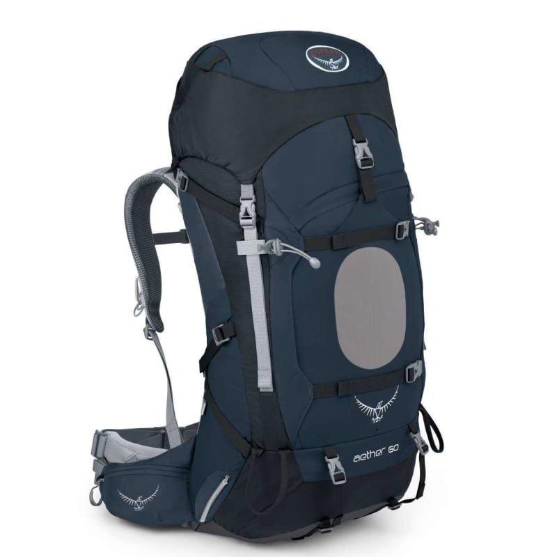Osprey Aether 60 LG Midnight Blue